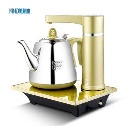 Faible prix 304 acier inoxydable théière et bouilloire électrique pour cuisiner un plateau thé/eau