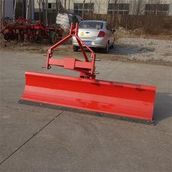 Las tierras agrícolas de la traílla aplanadora las tierras agrícolas para el tractor nivelador de maquinaria de preparación del suelo