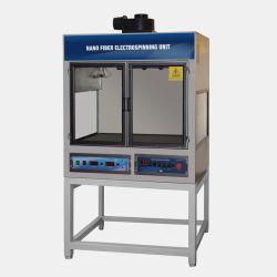 Horizontale und vertikale spinnende Nanofiber Electrospinning Geräte für das Produzieren von hohlem Nanofibers und von Kern/von Hülle Nanofibers