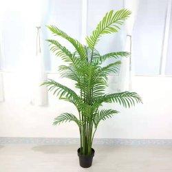 La simulazione calda dei bonsai di vendita pianta la palma decorativa di plastica artificiale