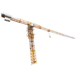 Toplesser 12t Qtz250 (7025) Turmkran mit dem 70m Kranbalken