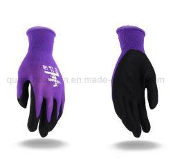 OEMのナイロンは児童労働の庭の働く手袋をからかう