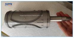 Albero zigrinato per componenti lavorati a macchina per la lavorazione CNC personalizzato OEM Rulli Sp-117