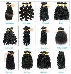 卸売100%のブラジル人のRemyの人間の毛髪10等級ボディ織り方自然なカラー人間の毛髪の拡張