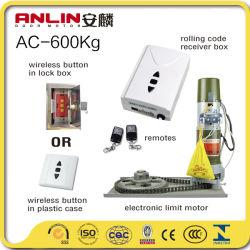 Hot Sale AC600kg limite de galet de roulement de l'obturateur électronique du moteur pour la conception des brevets