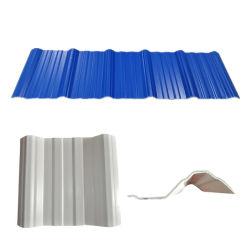 De vuurvaste Plastic Dakspanen van het Dakwerk van de Dekking Teja/UPVC van het Dakwerk Panel/PVC