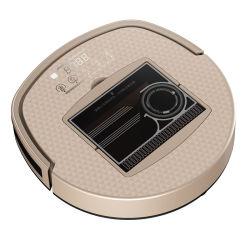 Selbstaufladenroboter-Staubsauger mit Soem-dem eingebauten Wasser-Becken-Wischen