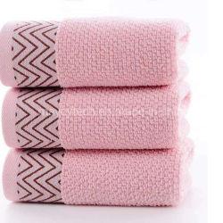 Luxo OEM Dom promocionais de alta qualidade Conjuntos de toalhas para venda, a China fez SPA Sauna Home Hotel Público 32 Vertentes de espessura toalhas de algodão macio