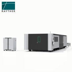 2019 Nuevo diseño de cubierta completa máquina láser 3000*1500mm Máquina de corte mecanizado de metales