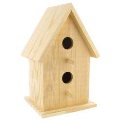Аксессуары для домашних животных продуктов сад оформлены деревянной Birdhouse