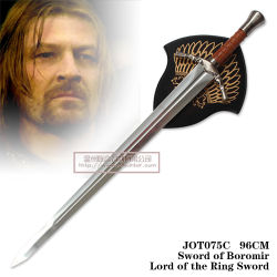 Espada de Boromirlord do Anel Espada Movie Espada 96cm