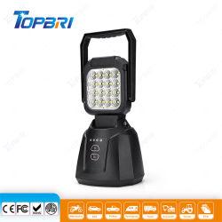 16Вт портативный светодиодный индикатор с магнитным основанием лампы рабочего освещения