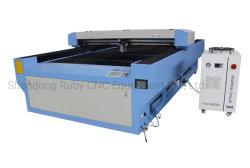 Metálica de acero de madera CNC corte láser de CO2 Máquina de grabado de corte
