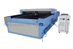 Macchina per incidere di legno di taglio del laser del CO2 del metallo dell'acciaio inossidabile di CNC