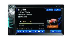 Оптовая торговля дешевые 2 DIN DVD плеер с GPS