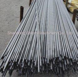 Fornitore laminato a freddo laminato a caldo del tirante dell'armatura dell'impalcatura della cassaforma della costruzione Dw15/17mm per la noce di ala