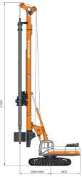 Rexroth Handkurbel-Gänge bewegliches Gfw 5000 Handkurbel-Laufwerke für rotierende Ölplattform