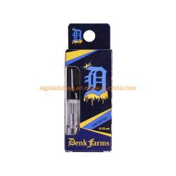 Настраиваемый логотип Печатные электронные сигареты бумаги упаковке