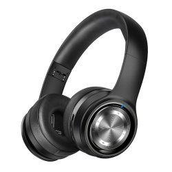 Nieuwe ModelP26 Vouwbare Stereo Draadloze Ware HifiHoofdtelefoons Bluetooth met Mic voor BasMuziek DJ