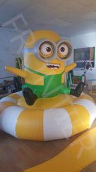 0,55 mm de PVC/Hypalon personnalisés-149Hot vendre 100kg kg Entertainmental colorés plus populaires de grande piscine château gonflable jouet Bouncer Inflatable Amusement Park