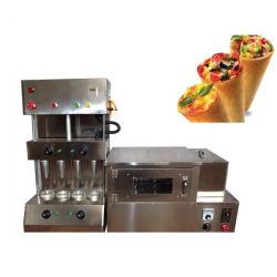 피자 콘 메이킹 머신과 콘ical 피자 베이킹 오븐