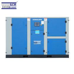 2019熱い販売の低圧ねじ空気圧縮機(SCR950LBPMシリーズ)の日本の技術特に設計されていたPmモーターはEnergryの節約を高めた
