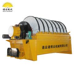 Disque de séparation Solid-Liquid Filtre à vide l'équipement minier