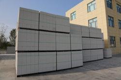 Los elementos prefabricados de ser pirolizados aireado de la pared interna y externa de sistemas de suelo de hormigón ligero