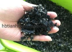 Asequible precio de fábrica de neumáticos de caucho reciclado inodoro gránulo / Caucho regenerado a partir de chatarra de neumáticos