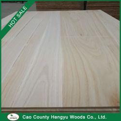 Pour les meubles de bois de sciage de résineux paulownias
