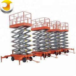 Bon marché Table élévatrice à ciseaux Hydraulique industrielle/ciseau hydraulique de la table élévatrice
