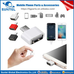 Micro USB pour Convertisseur adaptateur OTG USB 2.0 pour Tablet PC à Flash Mouse Clavier