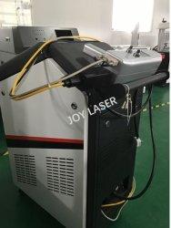 금속 녹 제거 또는 기름 제거 색칠 제거 -100W를 위한 자동적인 Laser 청소 기계