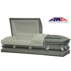 20ga 비 물개 장례식 금속 관 및 관