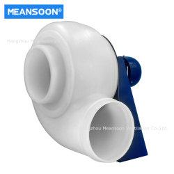 8 Polegadas 200 duto plástico do ventilador do extracto do Armazenamento de Produtos Químicos