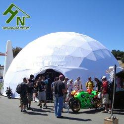 販売のための屋外の大きいドームのテントの大きいプラスチックイベントの測地線ドーム
