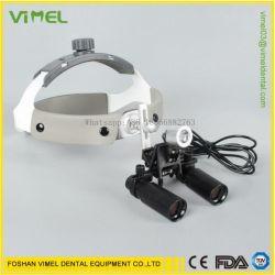 faro chirurgico del Magnifier dell'esame Kepler della lente di ingrandimento dentale binoculare medica di 6.0X