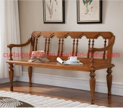 A madeira maciça sofá duplo presidente amante de Lazer Sala Varanda Cadeira Cadeira de fotografias de casamento casal/móveis/sofá /Tabela /Cátedra móveis domésticos