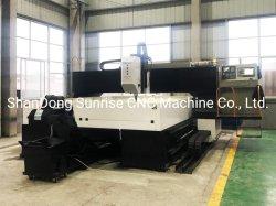 Machine de forage CNC à haute vitesse pour les plaques en acier de grande taille