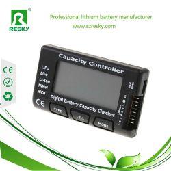 RC 셀미터-7 디지털 셀 배터리 용량 검사기 전압 검출기 테스터