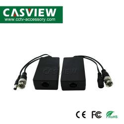 2 в 1 Пассивный центрирующая прокладка 1CH видео и 1CH BNC гнездо постоянного тока мужчин RJ45 клемма поддерживать разрешение 1080P/3MP/4MP/5MP/8 МП уравнительный видео в формате HD