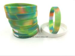 Fördernde preiswerte Fantasie kundenspezifisches Silikon-Gummiwristband-Armband