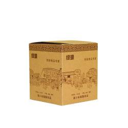 カスタムロゴによって印刷される蝋燭またはギフトの紙箱