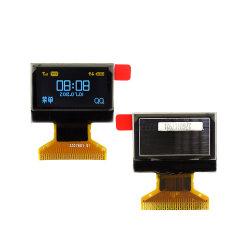 Modulo grafico SSD1306 128X64 OLED della visualizzazione dello schermo di visualizzazione di colore OLED di 0.96 pollici micro 12864 30-Pin I2c