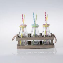새로운 디자인 음료 주스 12oz 유리 병 판매 벌크 유리 메이슨 용기