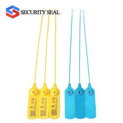 Faixa de vedação de plástico K002 Fábrica do modelo de segurança de lacres plásticos