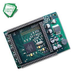 Placa de preço de fábrica de circuitos impressos RoHS 4V0 HDI de fábrica em Shenzhen Placa PCB da placa-mãe com estore e placas Vias enterradas