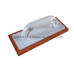 Alça plástica EVA de espuma de pedreiro da estucagem tradicional