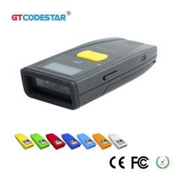 Gt780 Bluetoothの無線名刺のスキャンナーの読取装置の長距離の表示が付いている第2バーコードのスキャンナー