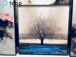 Populäres Buntglas-Anstreichen/Rahmen-Glasabbildung (MR-YB6-2016)